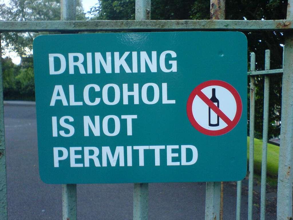 Resultado de imagen para countries forbidden alcohol