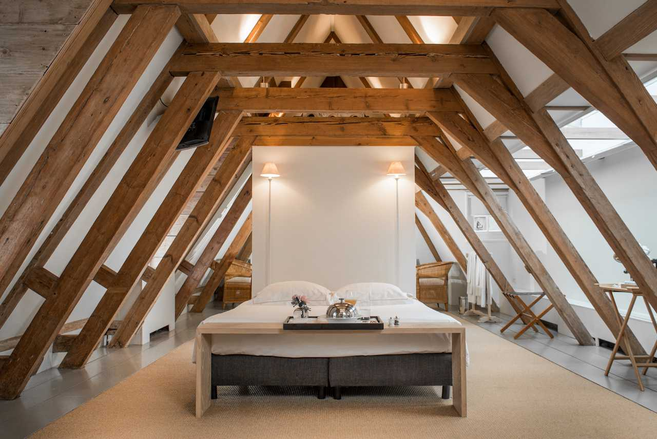 loft suite at The Dylan Amsterdam