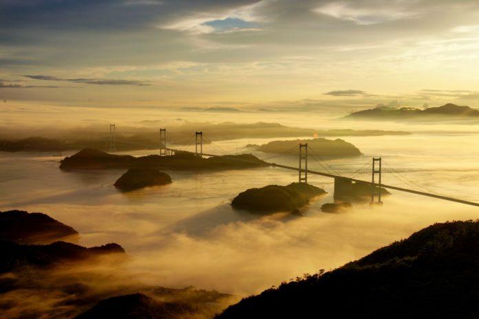 Kurushima-kaikyo-ohashi-Bridge