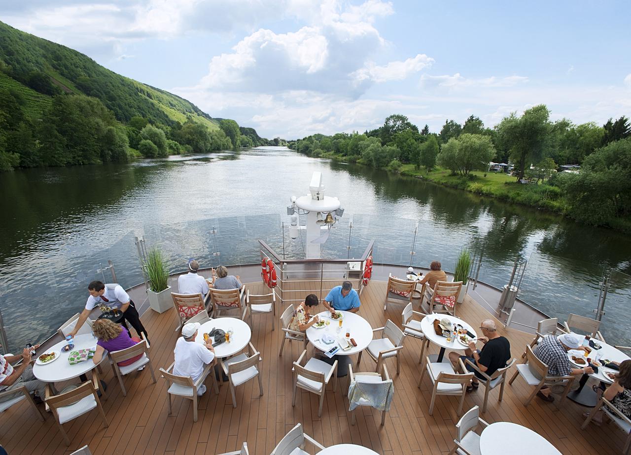 Viking Cruises Aquavit View