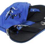 Flip Flops 'n' Shades - blue