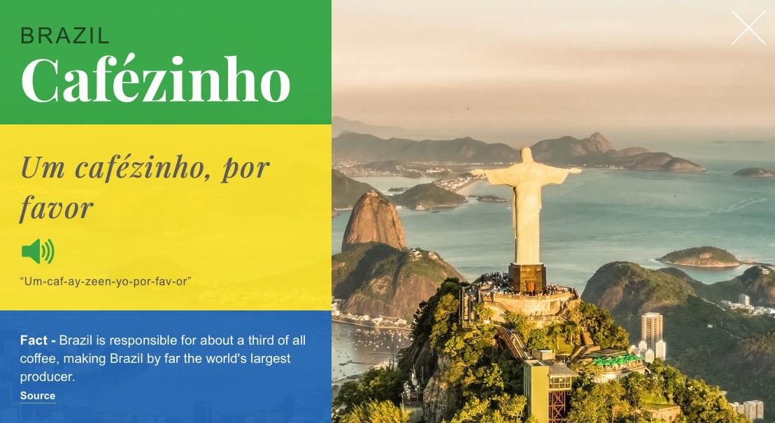 FreshGround : Brazil