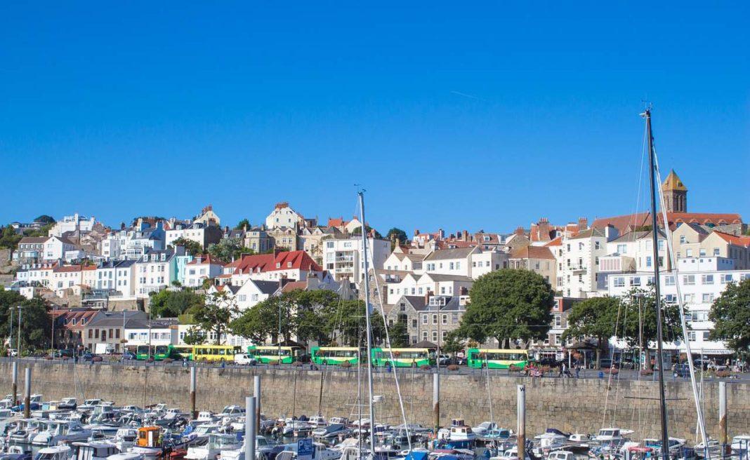 Guernsey: a port