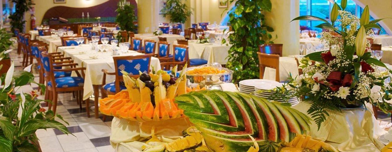 Holiday ApartHotel: restaurant