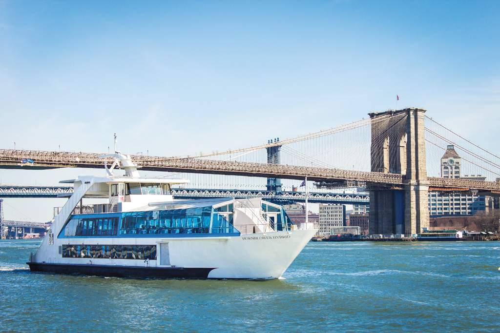 hornblower cruise new york