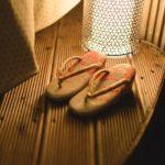 Koibito slippers, Pelirocco,Brighton