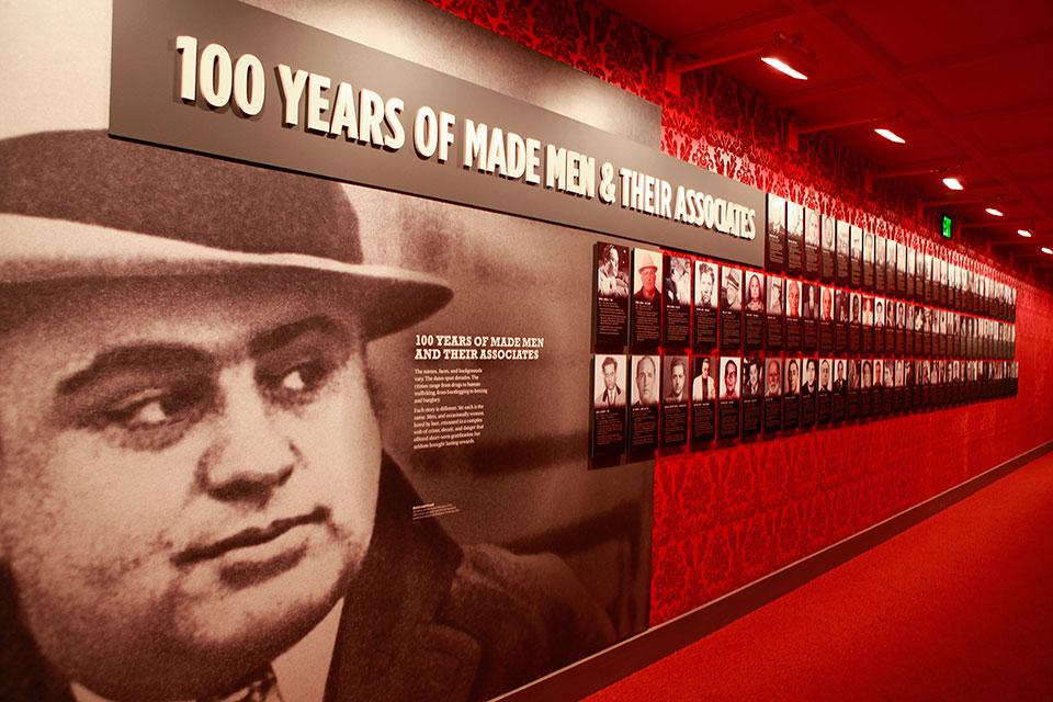 Las Vegas Mob Museum - Made Men
