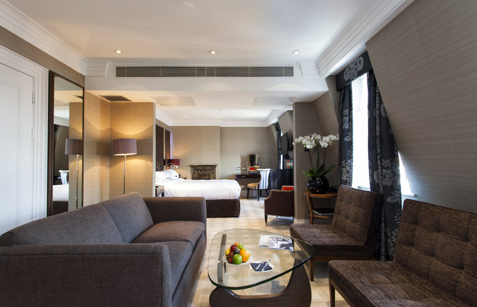 Suite in The Levin Hotel, London