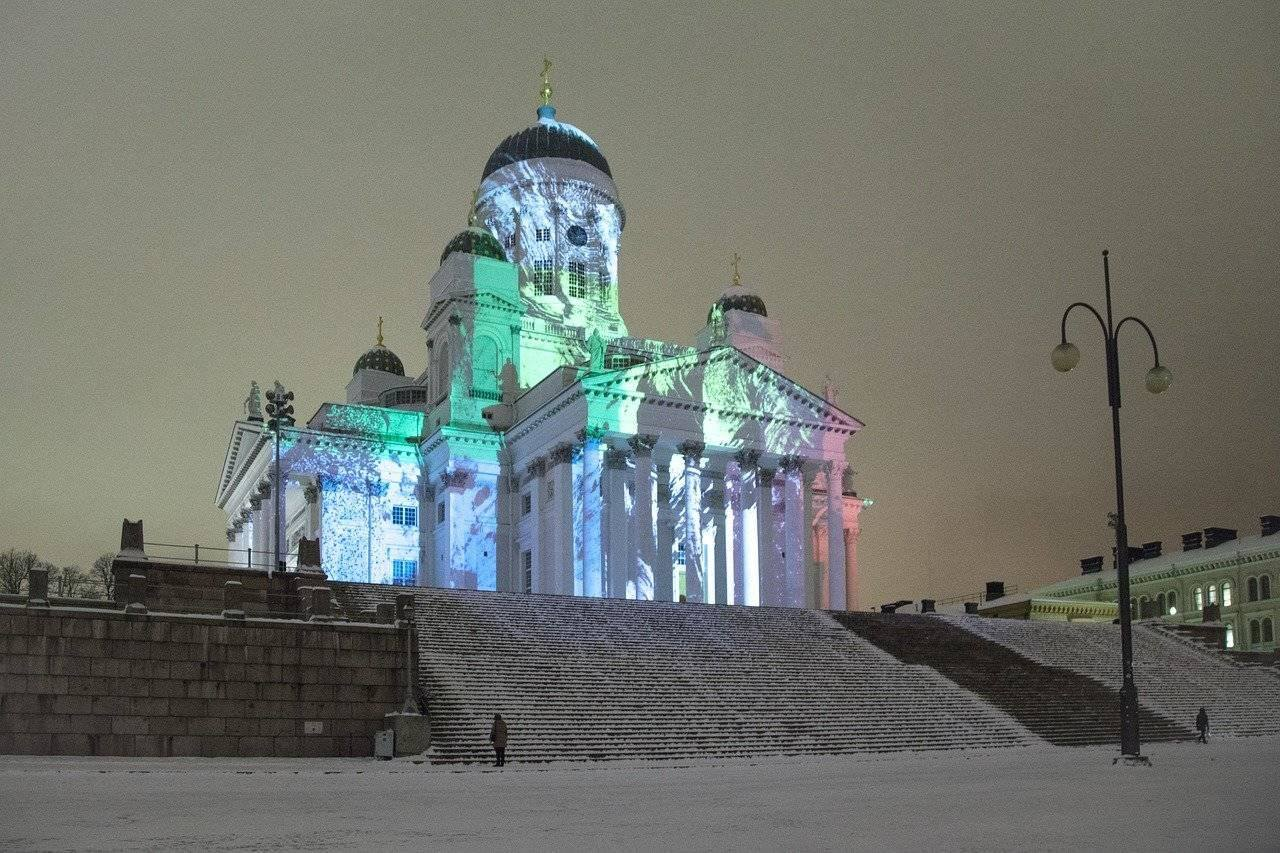 Lux Festival: Helsinki Cathedral