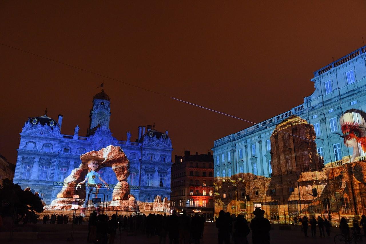 Lyon - Festival of Lights