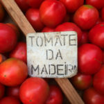 Market in Funchal, Madeira: tomatoes