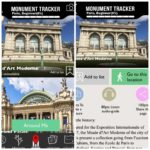Monument Tracker list and description