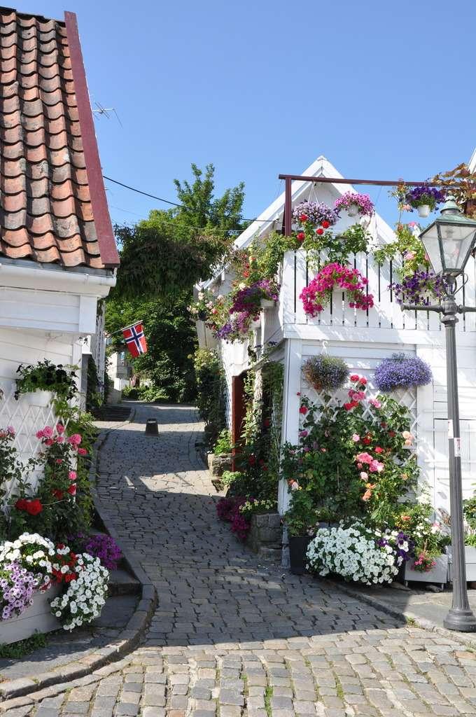 Old Stavanger (Gamle Stavanger)