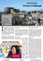 PDF thumb Travel Guide: 24 Hours in Edinburgh