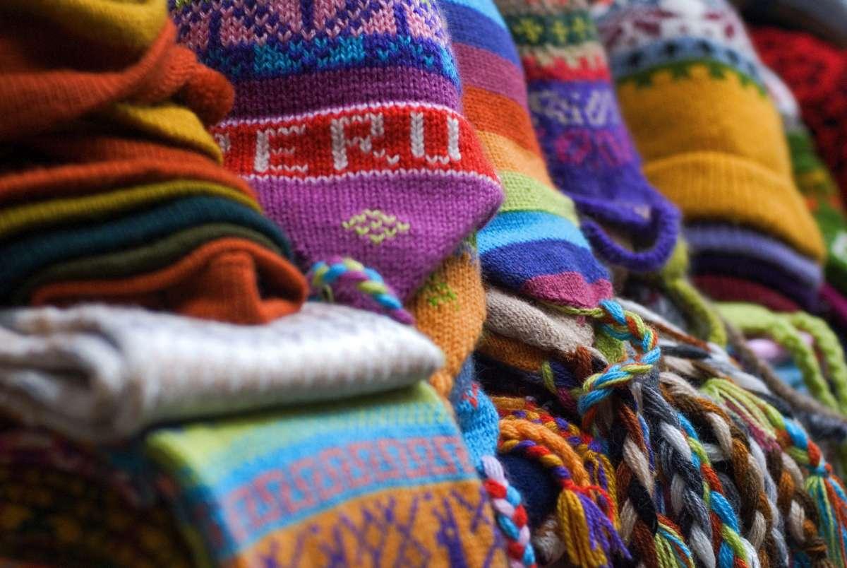 Market in Lima, Peru