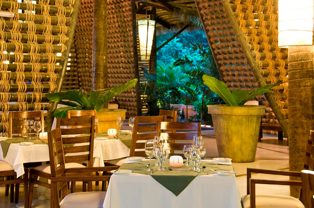 L'acqua Viva Resort & Spa Hotel: restaurant