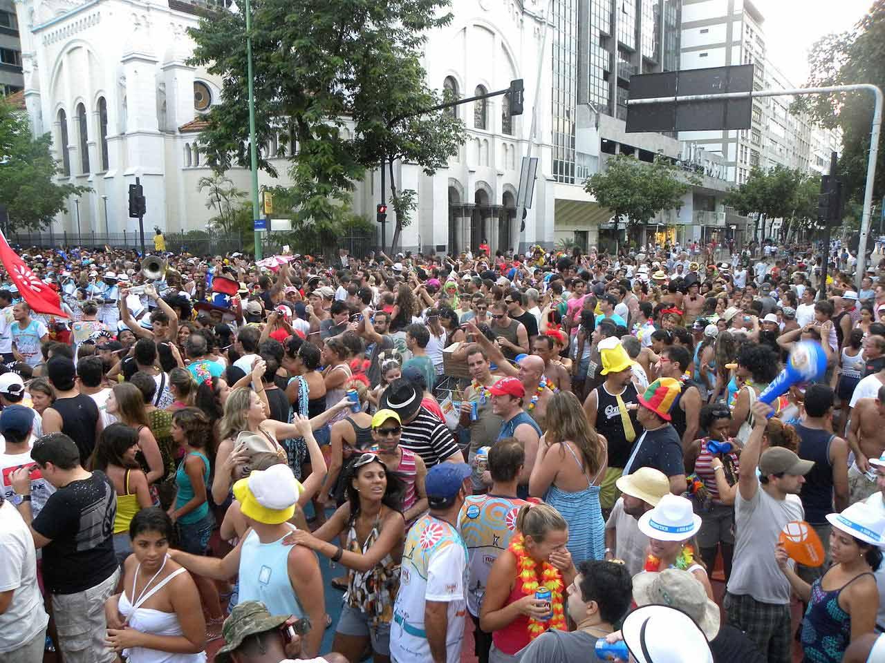 Rio Carnival - Banda de Ipanema
