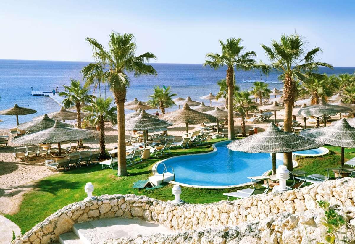 Savoy Sharm el Sheikh: private beach
