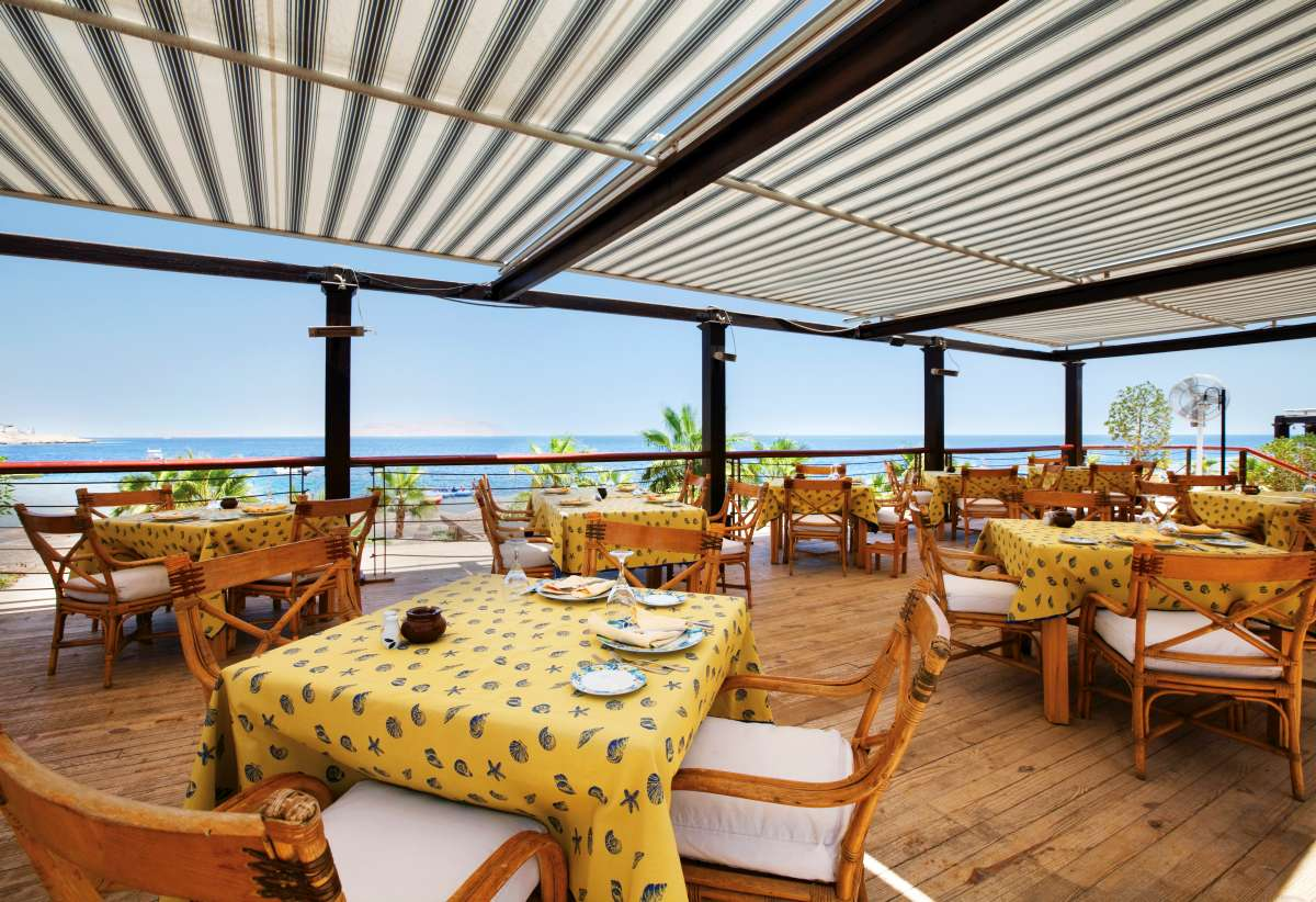 Savoy Sharm el Sheikh: seafood restaurant