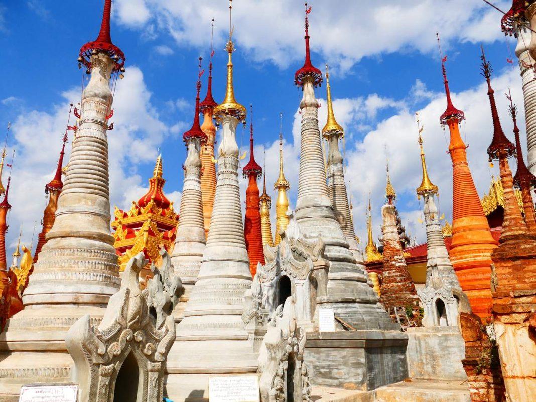 Stupas Myanmar