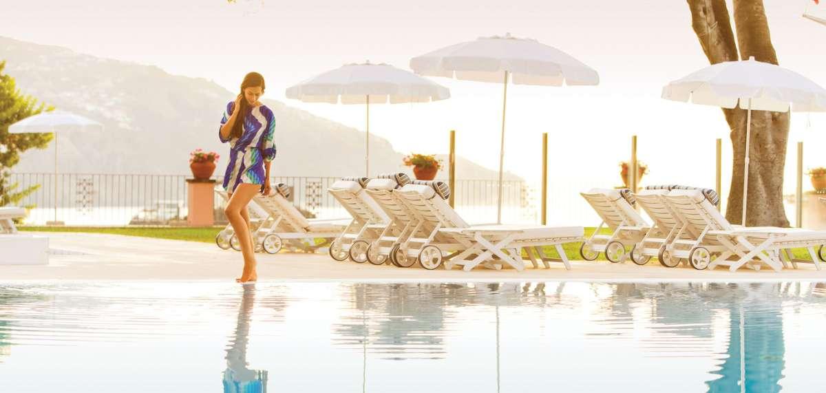 swimming pool (c) Belmond Reid's Palace Hotel