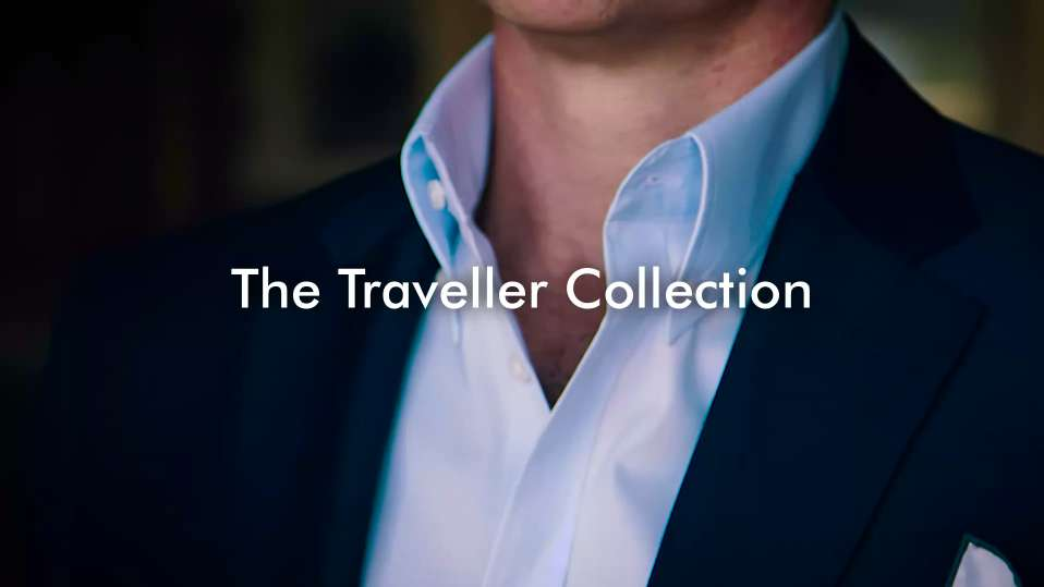 Thomas Pink Traveller Collection
