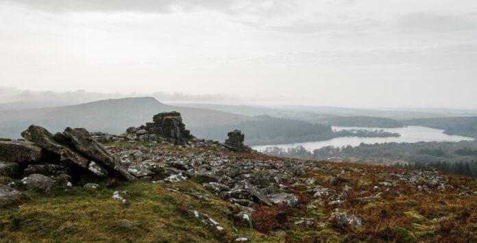 Leather Tor in Dartmoor