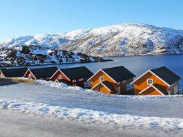 Fishermen Cabin Tromso