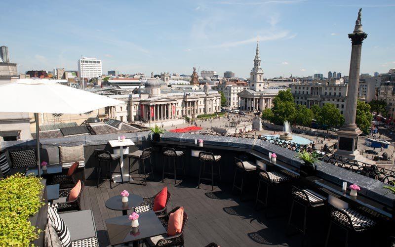 Vista at the Trafalgar Hotel, Trafalgar Square