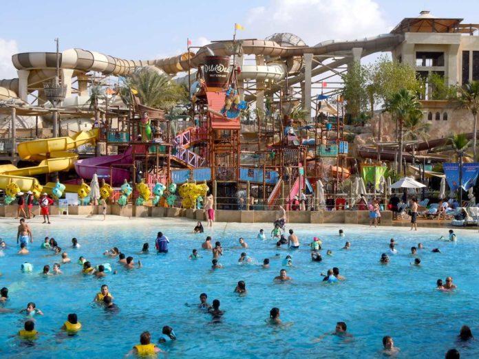 Wadi Wadi Water Park, Dubai